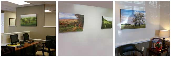 art installation Loudoun