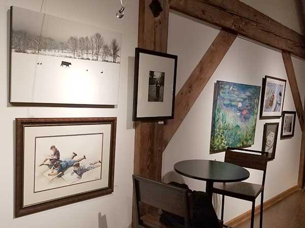gallery art show Loudoun